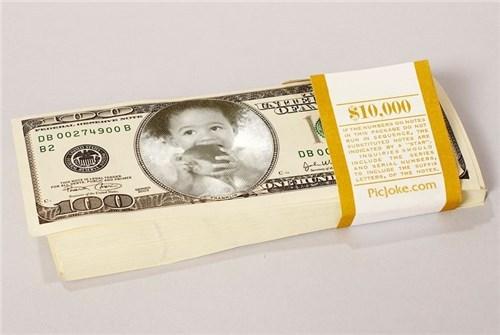 montagem dollar